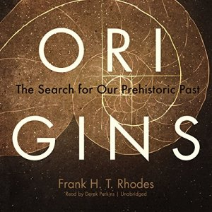 Origins audiobook cover art