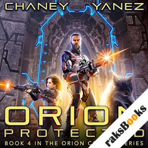 Orion Protected audiobook cover art