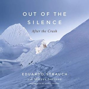 Out of the Silence audiobook cover art