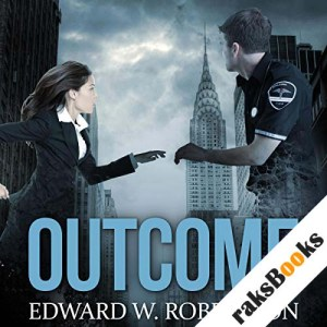 Outcome audiobook cover art