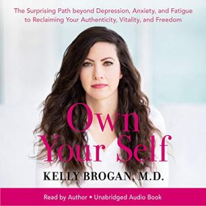 Own Your Self audiobook cover art