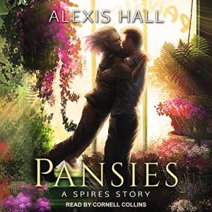 Pansies audiobook cover art