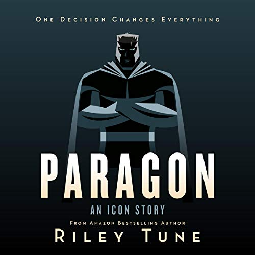 Paragon audiobook cover art