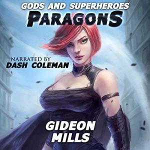 Paragons audiobook cover art