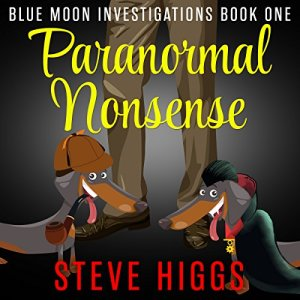 Paranormal Nonsense audiobook cover art