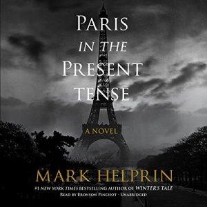 Paris in the Present Tense audiobook cover art