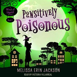 Pawsitively Poisonous audiobook cover art