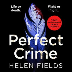 Perfect Crime audiobook cover art