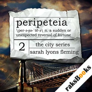 Peripeteia audiobook cover art