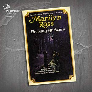 Phantom of the Swamp audiobook cover art