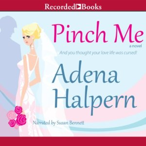 Pinch Me audiobook cover art