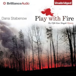 Play with Fire audiobook cover art