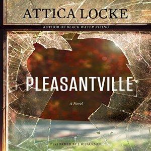 Pleasantville audiobook cover art