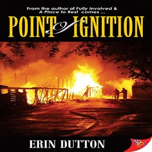 Point of Ignition audiobook cover art