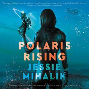Polaris Rising audiobook cover art
