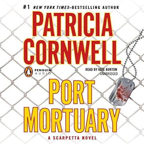 Port Mortuary audiobook cover art