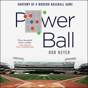 Power Ball audiobook cover art