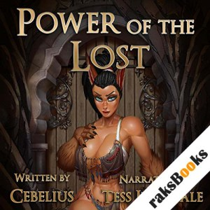Power of the Lost audiobook cover art