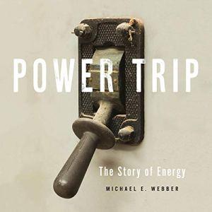 Power Trip audiobook cover art