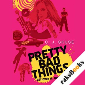 Pretty Bad Things audiobook cover art