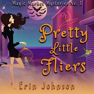 Pretty Little Fliers audiobook cover art