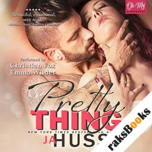 Pretty Thing audiobook cover art