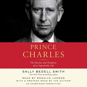 Prince Charles audiobook cover art