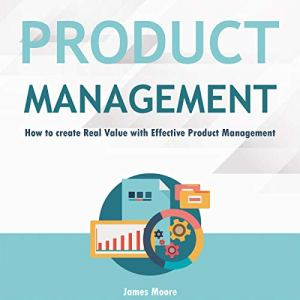Product Management audiobook cover art