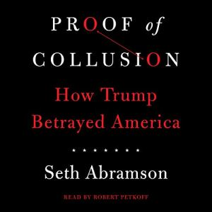 Proof of Collusion audiobook cover art