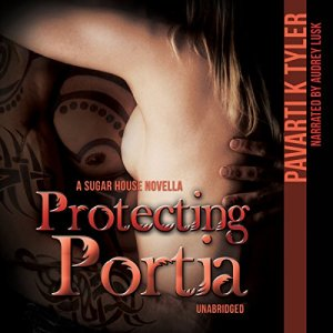 Protecting Portia audiobook cover art