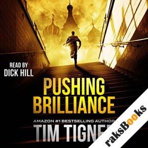 Pushing Brilliance audiobook cover art