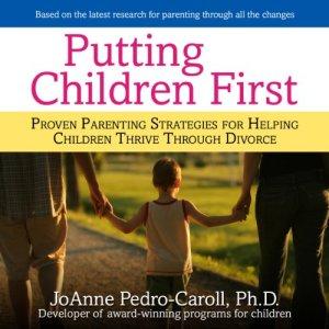 Putting Children First audiobook cover art
