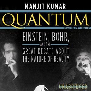 Quantum audiobook cover art