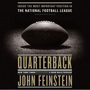 Quarterback audiobook cover art