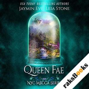 Queen Fae audiobook cover art