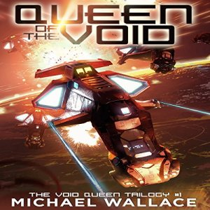 Queen of the Void audiobook cover art