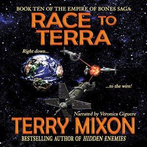 Race to Terra audiobook cover art