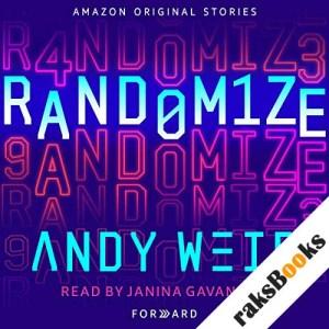 Randomize audiobook cover art