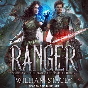 Ranger audiobook cover art