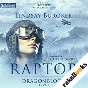 Raptor audiobook cover art