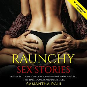 Raunchy Sex Stories audiobook cover art