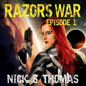 Razor's War: Episode 1 audiobook cover art