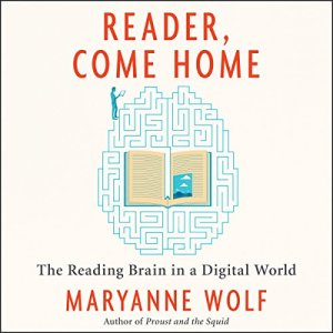 Reader, Come Home audiobook cover art