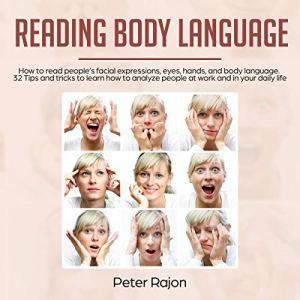 Reading Body Language audiobook cover art