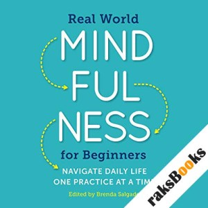 Real World Mindfulness for Beginners audiobook cover art