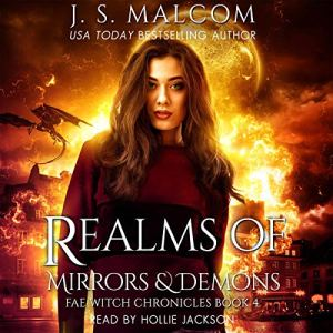 Realms of Mirrors and Demons audiobook cover art