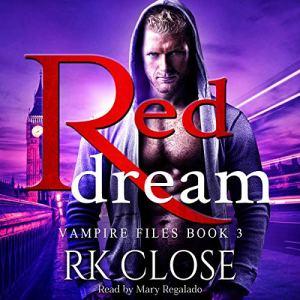 Red Dream audiobook cover art