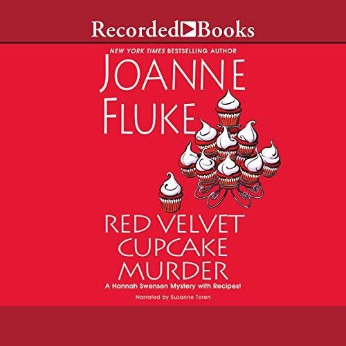 Red Velvet Cupcake Murder audiobook cover art