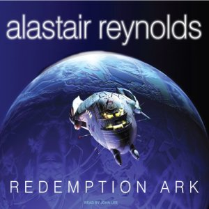 Redemption Ark audiobook cover art