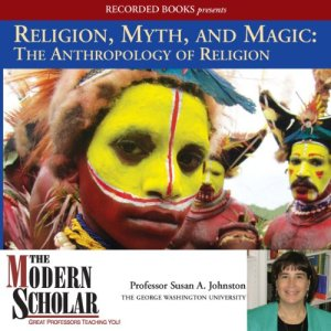 Religion, Myth & Magic audiobook cover art